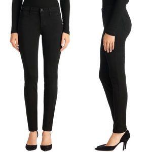 "J Brand ""Luxe Sateen Mid-Rise Super Skinny"" pants"